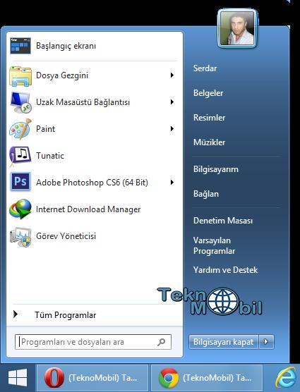 StartIsBack Pro v2.1.1 Türkçe