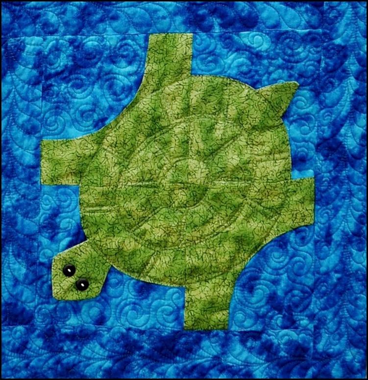 Turtle block