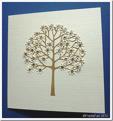 Memory Box Arboscello Tree Die