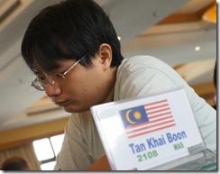 NM Tan Khai Boon, Malaysia