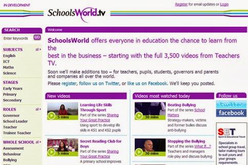 SchoolsWorld-videos educativos para estudiantes