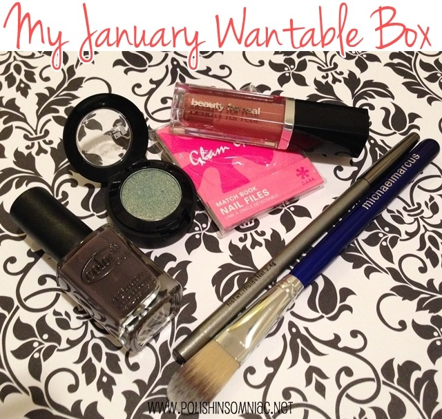 My January Wantable Box