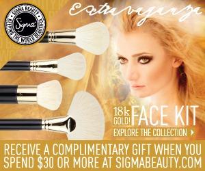 Extravaganza Face Kit da Sigma