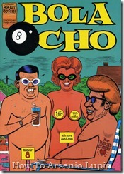 P00009 - Daniel Clowes - Bola Ocho #8