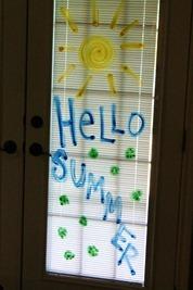 Swim Lessons & Last Day of School 066
