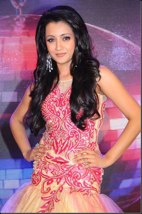 Trisha Ramp Walk Stills