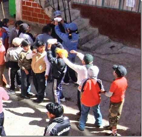 Colegios en El Alto
