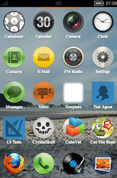 Firefox OS beta