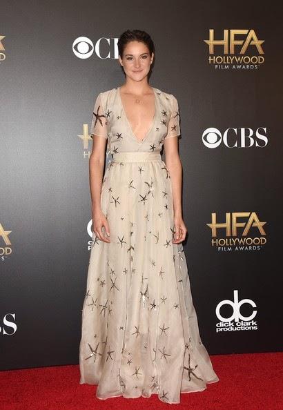 Shailene Woodley 18th Annual Hollywood Film QZPbdNzGkJjl