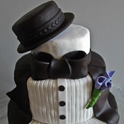 Tuxedo Cake-watermark