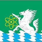 Флаг г. Южноукраинска