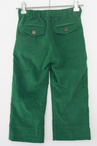 Green Corduroy Pants (4)