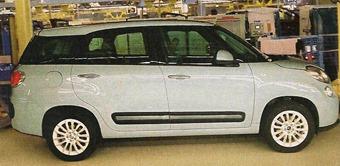 Fiat-500XL