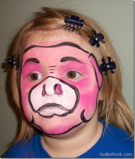 mzqquillaje cerdo