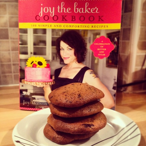 #115 - Joy the Baker's sweet potato chocolate chip cookies