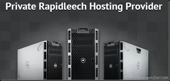 Leafleech: Private Rapidleech Hosting Provider - Instant Setup with 20+ Premiums Lots of Features & 24/7 Support