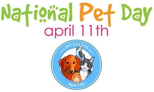 national pet day usa