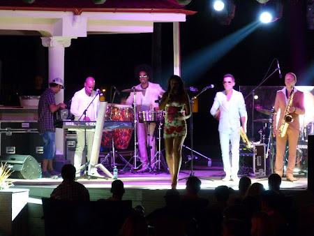 Concert Mandinga pe litoral