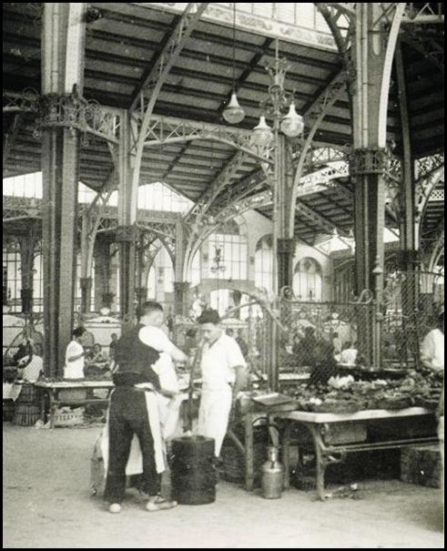 vendedor de horchata - ca 1935