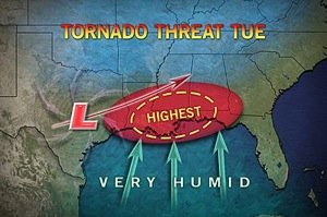 tornado threat