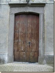 Overrepen: de kerkdeur