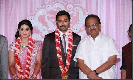 Sneha and Prasanna Wedding Reception Photos_41