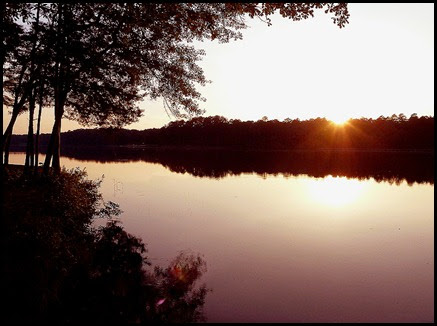 01e - Cheraw State Park - Sunset