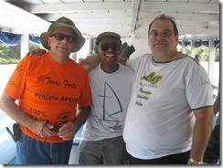 Natan, Martinho e Bispo Miguel