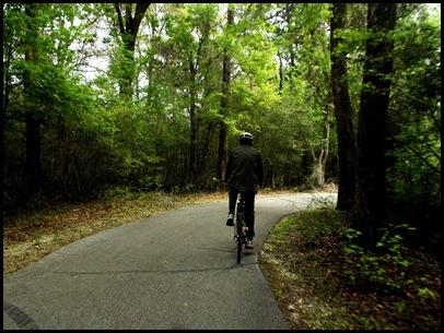 Gainesville to Hawthorn Bike Trail 147