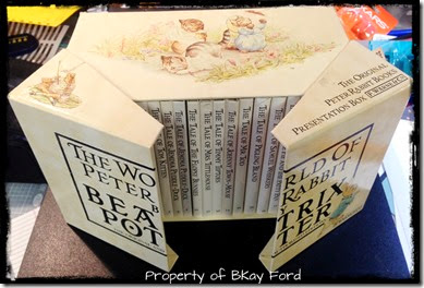 Beatrix Potter Book Set