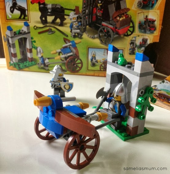 Lego Castle White