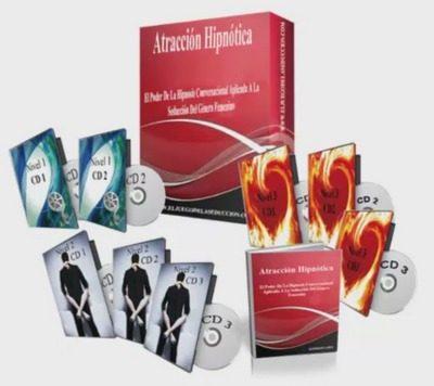 ATRACCIÓN HIPNÓTICA [ Curso en Video ] – El poder de la Hipnosis Conversacional aplicada a la Seducción del Género Femenino