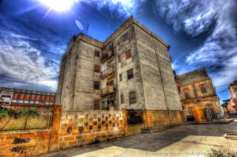 Brindisi old building