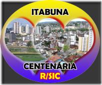 Itabuna Centenária Logomarca