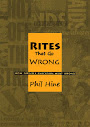Rites That Go Wrong