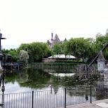 a swamp at Canada's Wonderland in Vaughan, Ontario, Canada