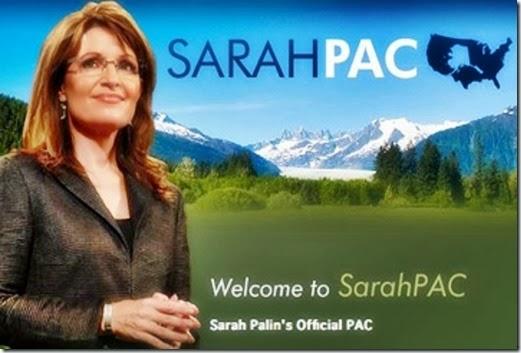Sarah Palin - SarahPAC foto