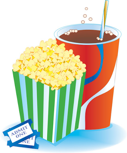 Pin Movie Concession Stand Clip Art on Pinterest