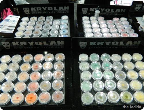 IMATS Sydney 2012 - Kryolan