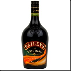 Baileys...the Alchol kind.