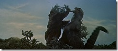King Kong vs Godzilla Tree Stuffing