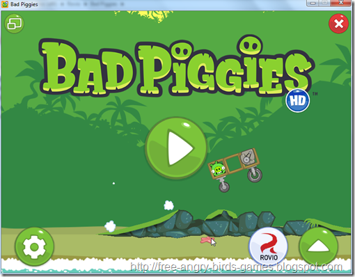Free Download Bad Piggies 1.1.0 PC Game