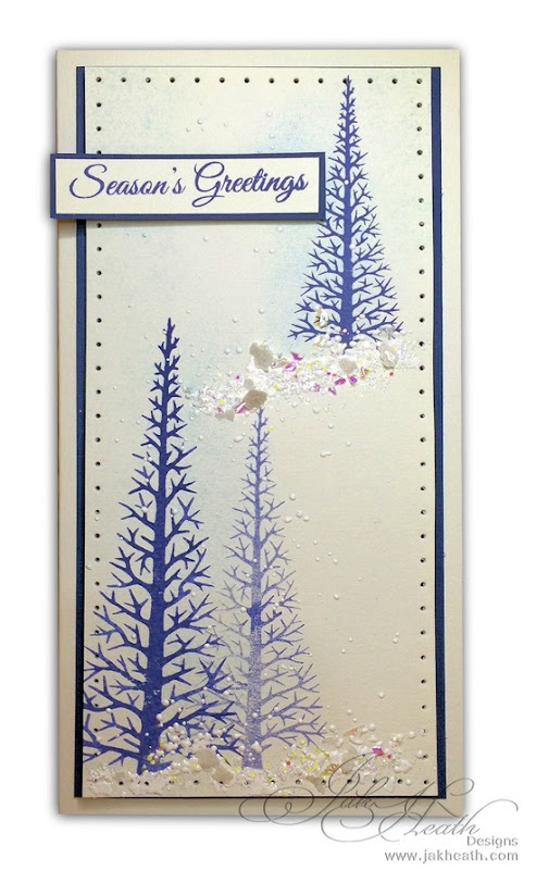 Stix2 and Woodware Forest Card