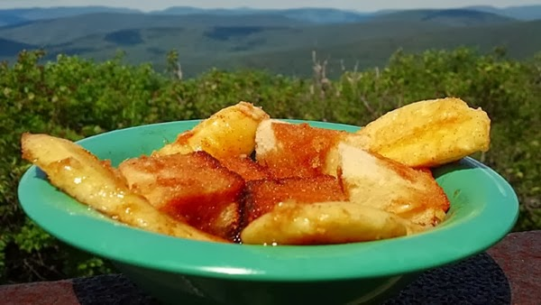 Bananas Camping Dessert Trail Food Recipe