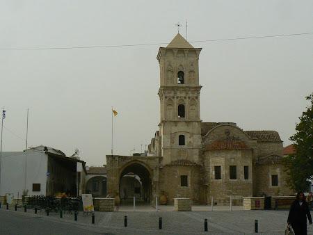 Obiective turistice Larnaca: Catedrala Sf. Marcu