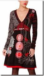Desigual Tibet Dress
