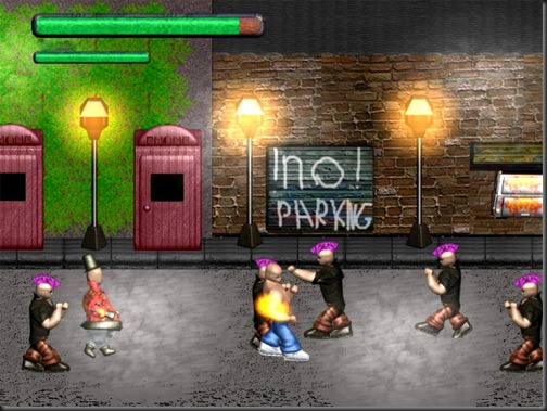 Street Karate