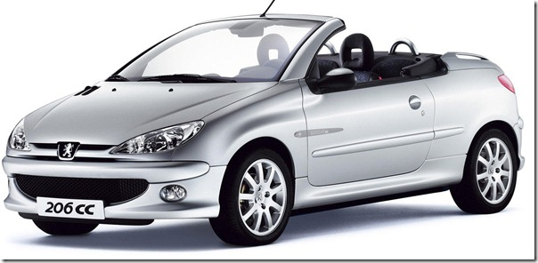 verdades sobre o peugeot 206 bizarricesautomotivas autos post. Black Bedroom Furniture Sets. Home Design Ideas
