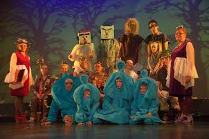 2014-11-08 Familievoorstelling: Het Oink-beest
