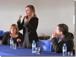 La Directora Ejecutiva de Conectar Igualdad brindó una capacitación a docentes y directivos
